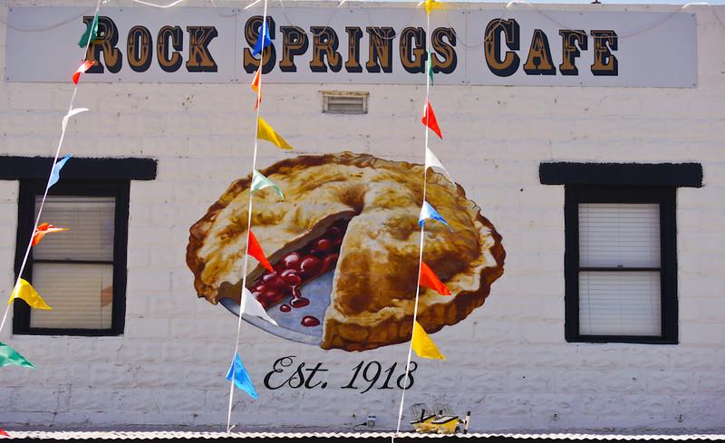 Cafe, Rock Springs, Arizona