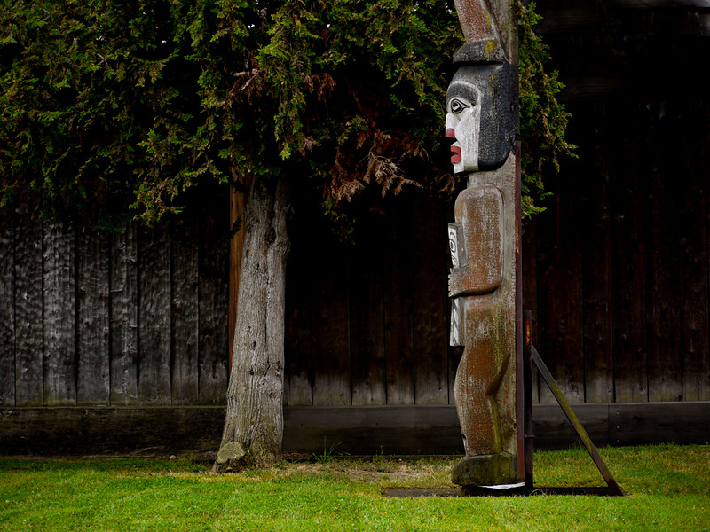 Thunderbird Park, Victoria, British Columbia