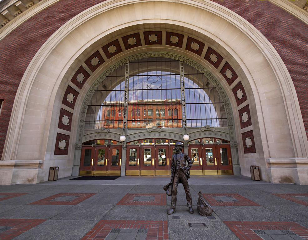 Former Union Station, Tacoma, Washington