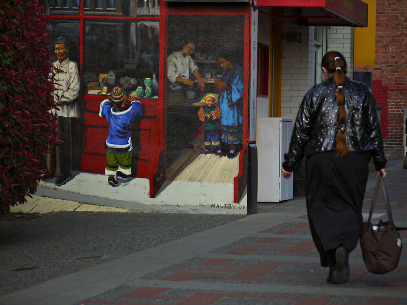 Chinatown, Victoria, British Columbia