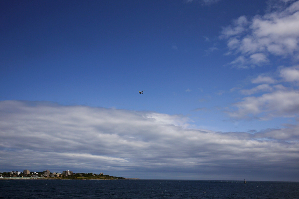 Seaplane, Victoria, BC