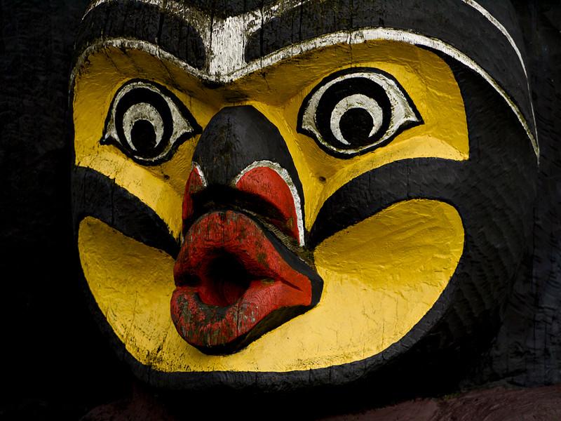Totem, Victoria, British Columbia