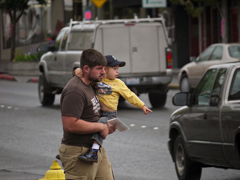 Parenting, Port Angeles, Washington
