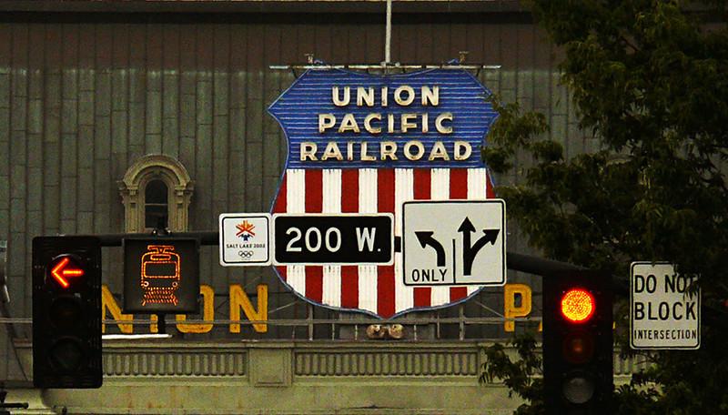 Signage, Salt Lake City, UT