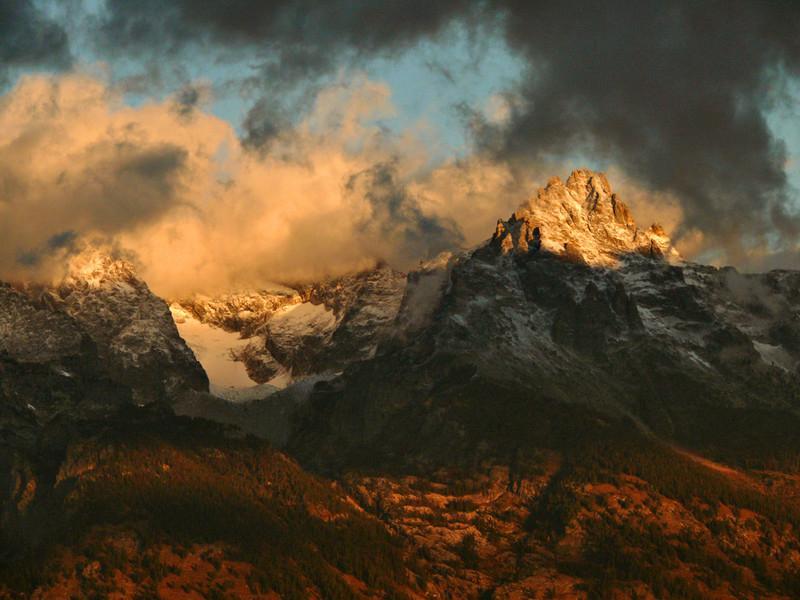 Mount Owen, Grand Teton National Park, WY