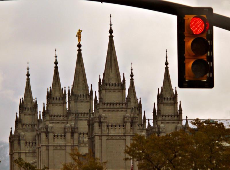 Mormon Temple, Salt Lake City, UT copy
