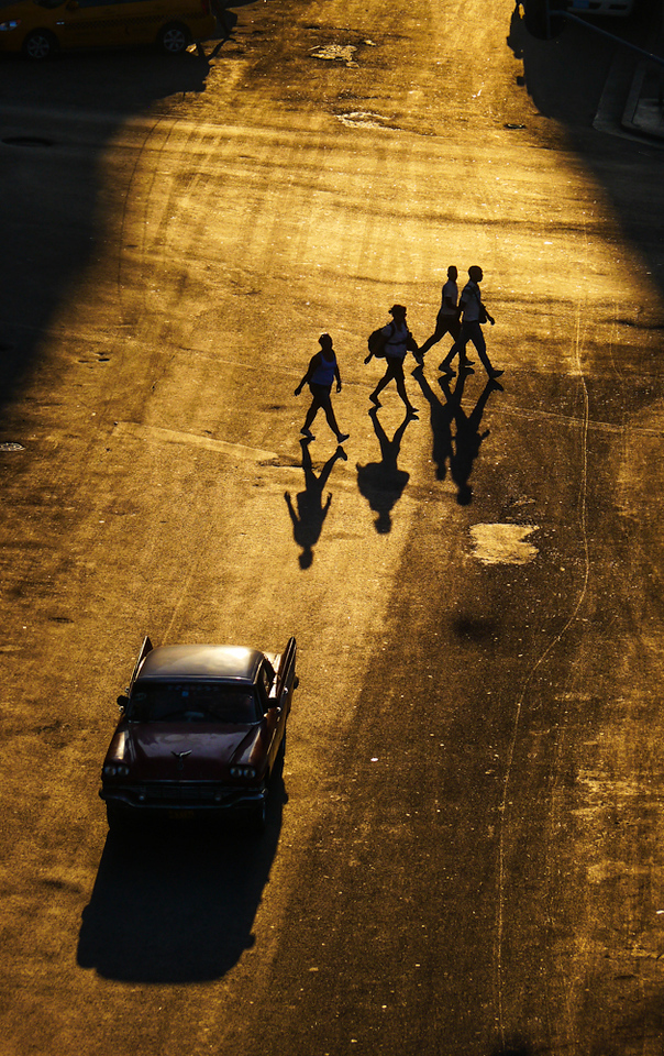 Early light, Havana