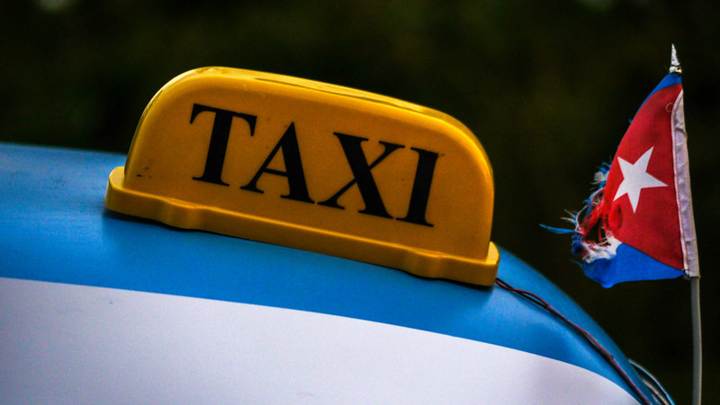 Taxi, Vinales