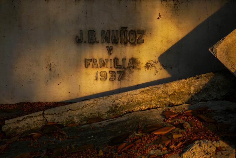 Family Tomb, Columbus Cemetery, Havana