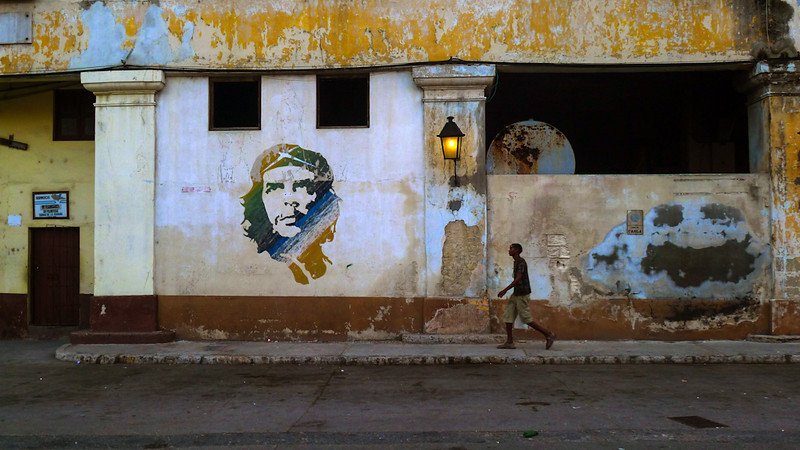 Revolutionary memories, Havana
