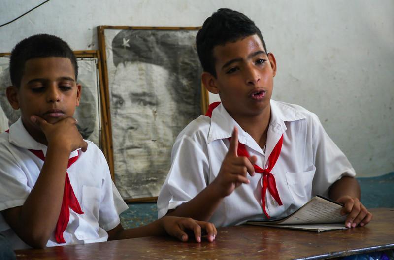 History lesson, Havana