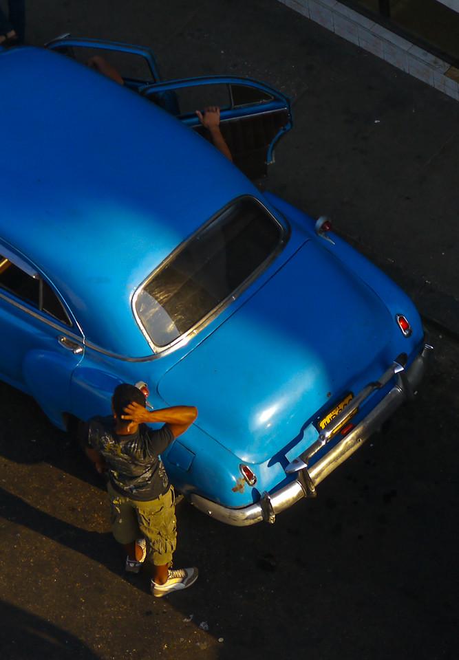 Vintage cars, Havana