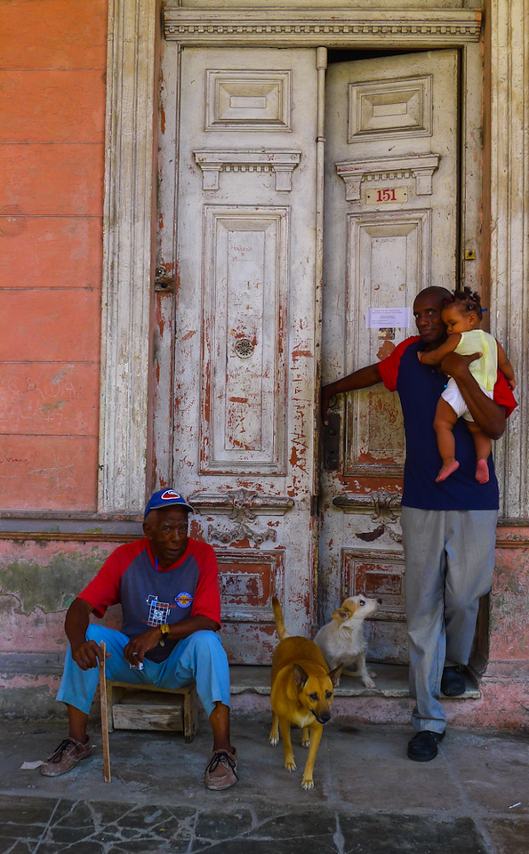 Family men, Havana
