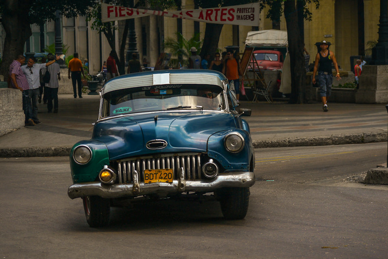Still serving, Havana