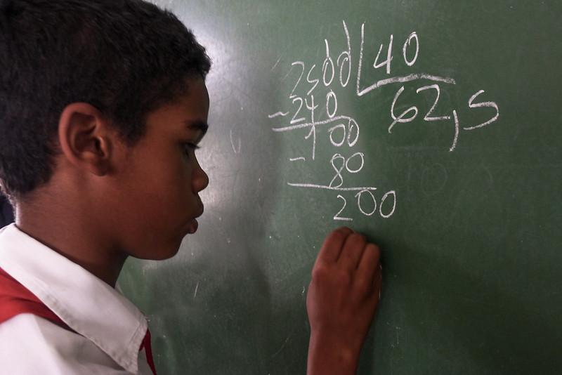 Likes math, Havana
