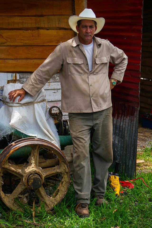 Tobacco farmer, Havana