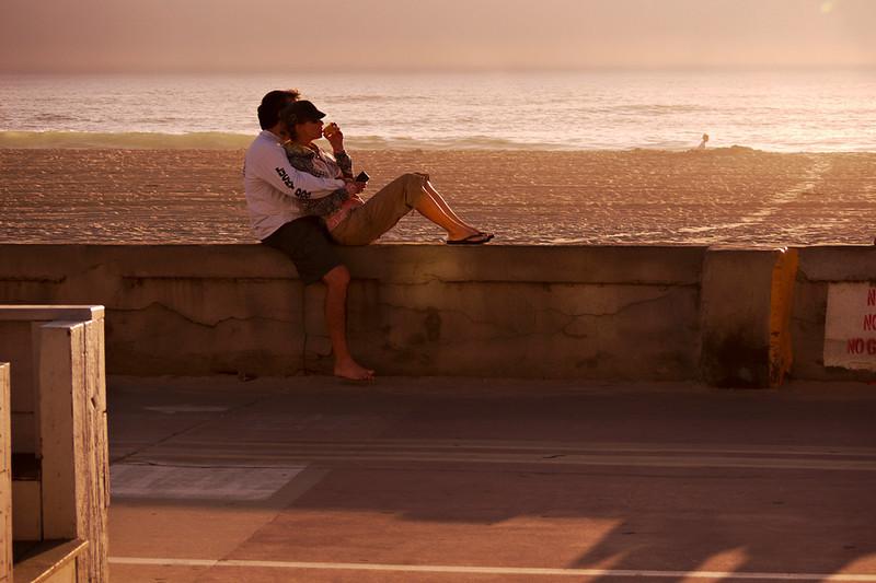 Contemplation, Mission Beach