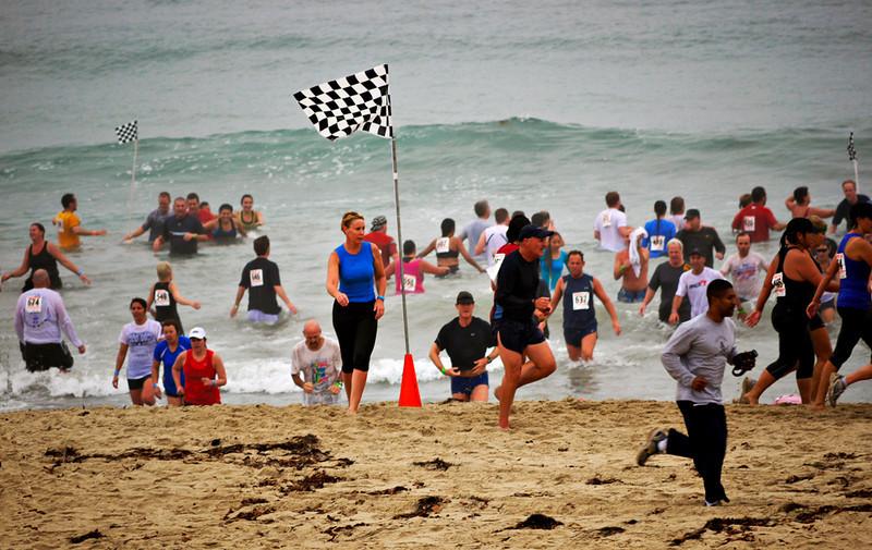 Race, Mission Beach