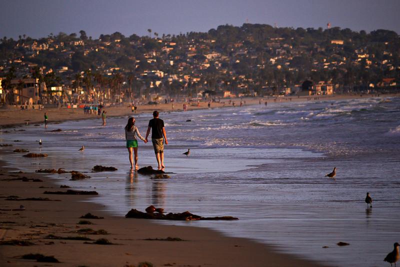 Tidewalk, Mission Beach