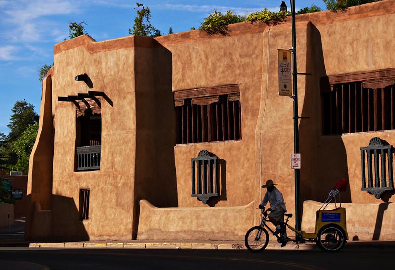 Pedicab, Santa Fe