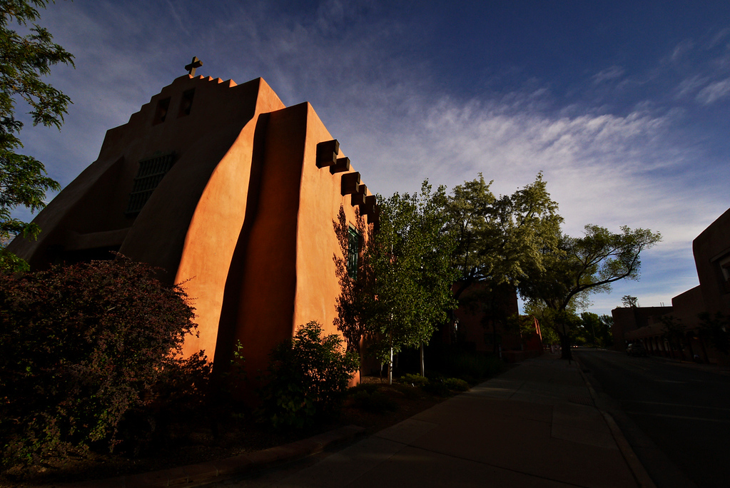Church, Santa Fe