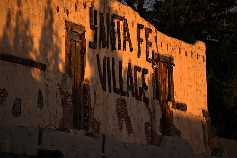 Shops, Santa Fe