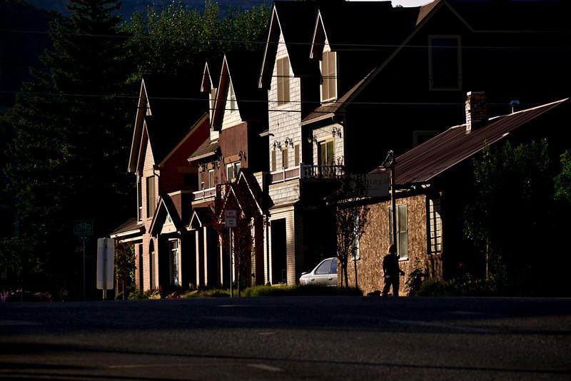 Early Morning, Durango