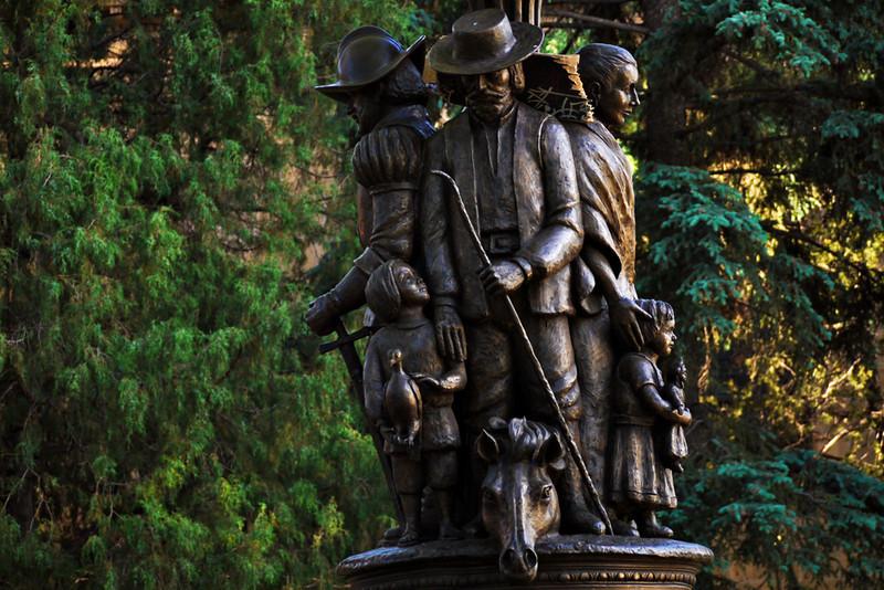 Settlers Monument, Santa Fe