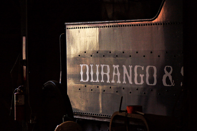 Tender, Durango