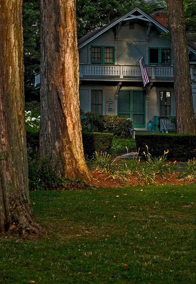 78  President Grant slept here, Chautauqua, NY