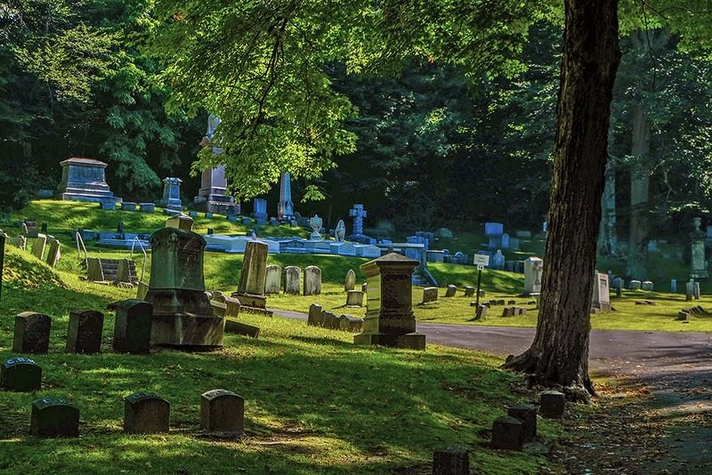 33  Fort Hill Cemetery, Auburn, NY