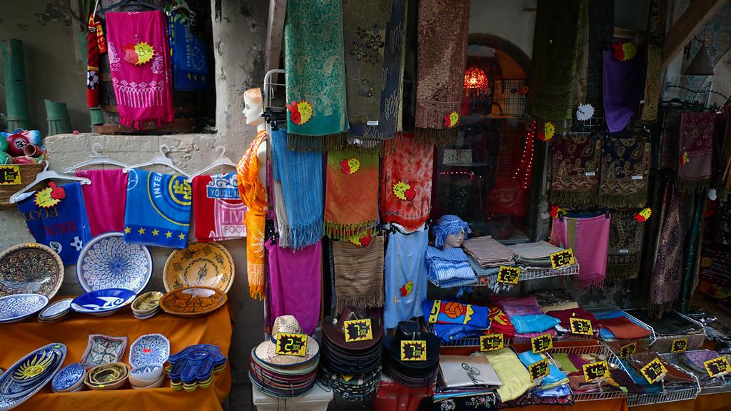Medina stall, Sousse