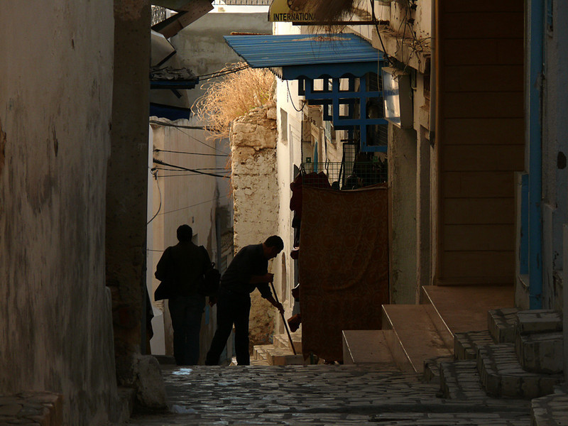 Morning, Sousse Medina