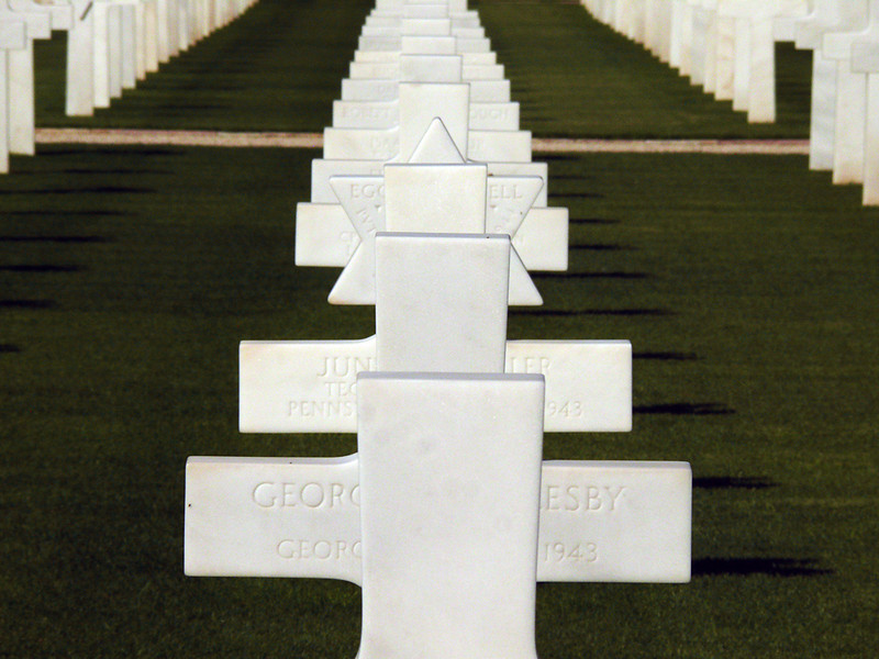 American Military Cemetery, Tunis