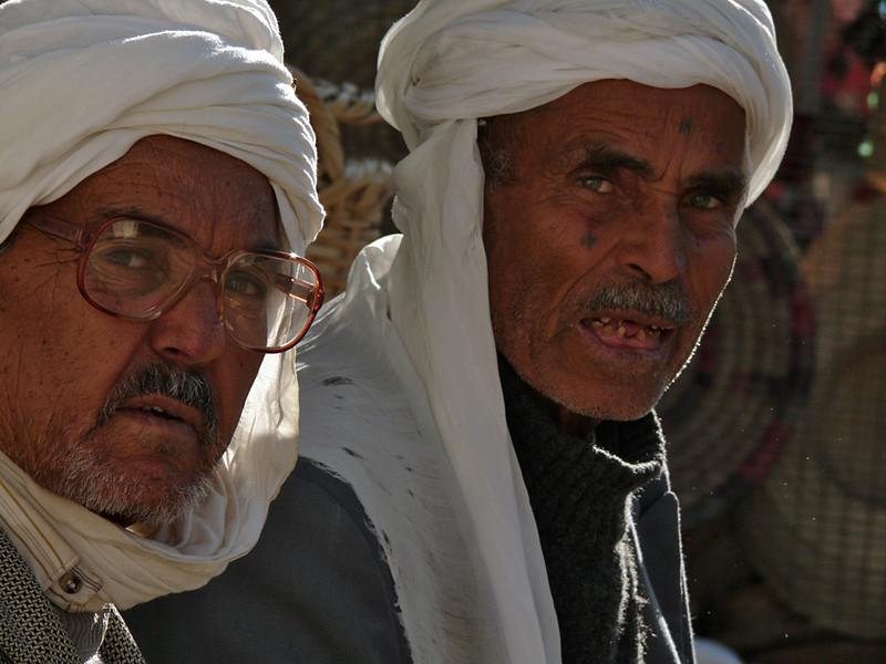 Berbers, Tozeur