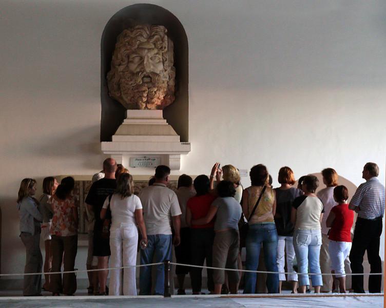 Jupiter, Bardo Museum,Tunis
