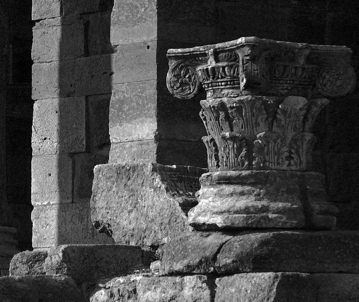 Roman ruins, Sbeitla