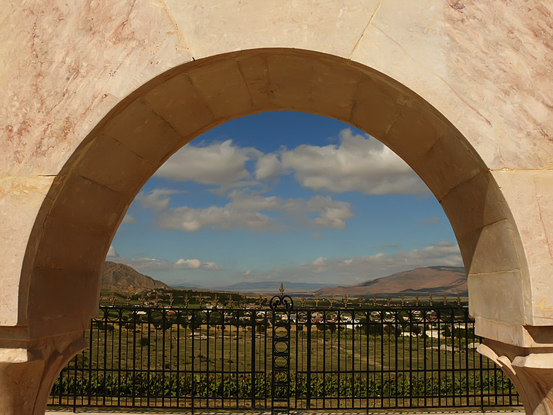 Allied Memorial, Kasserine Pass
