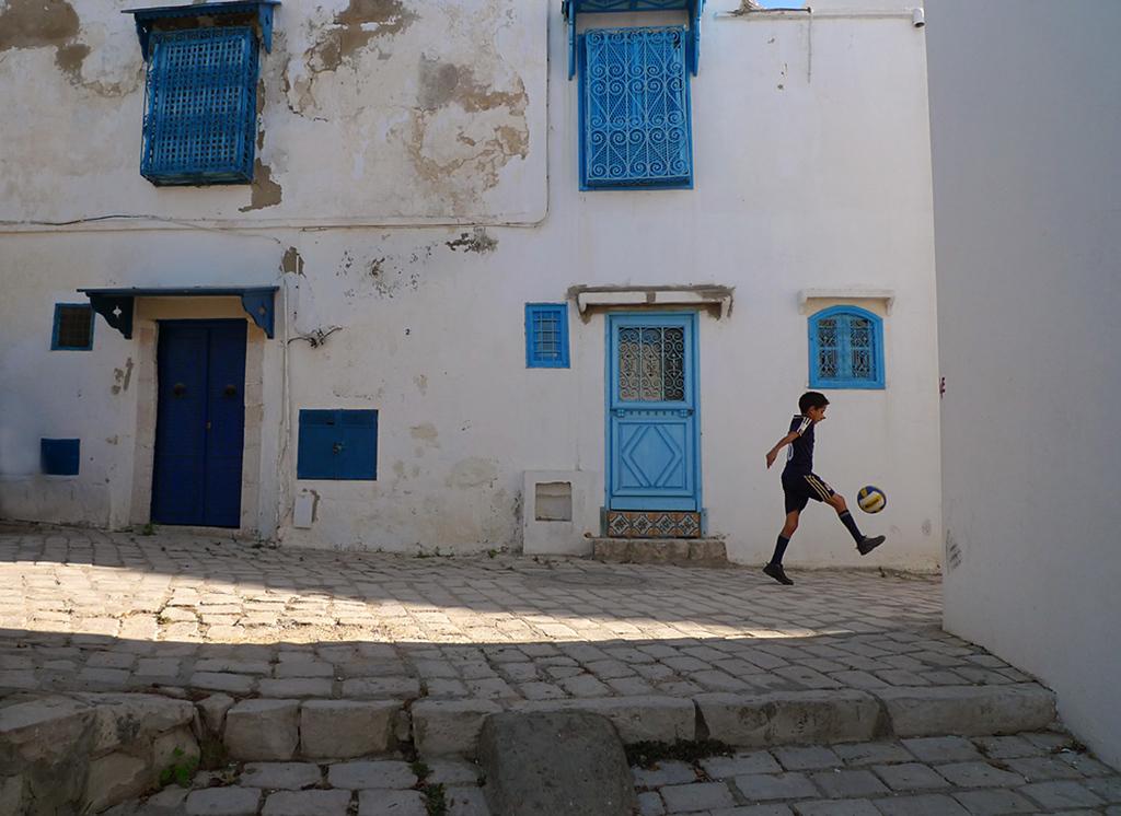 Kick, Sidi Bou Said