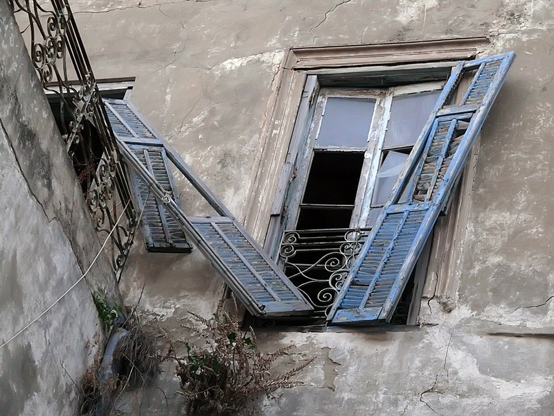 Disrepair, Tunis