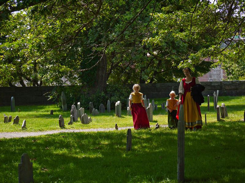 Salem Burying Ground