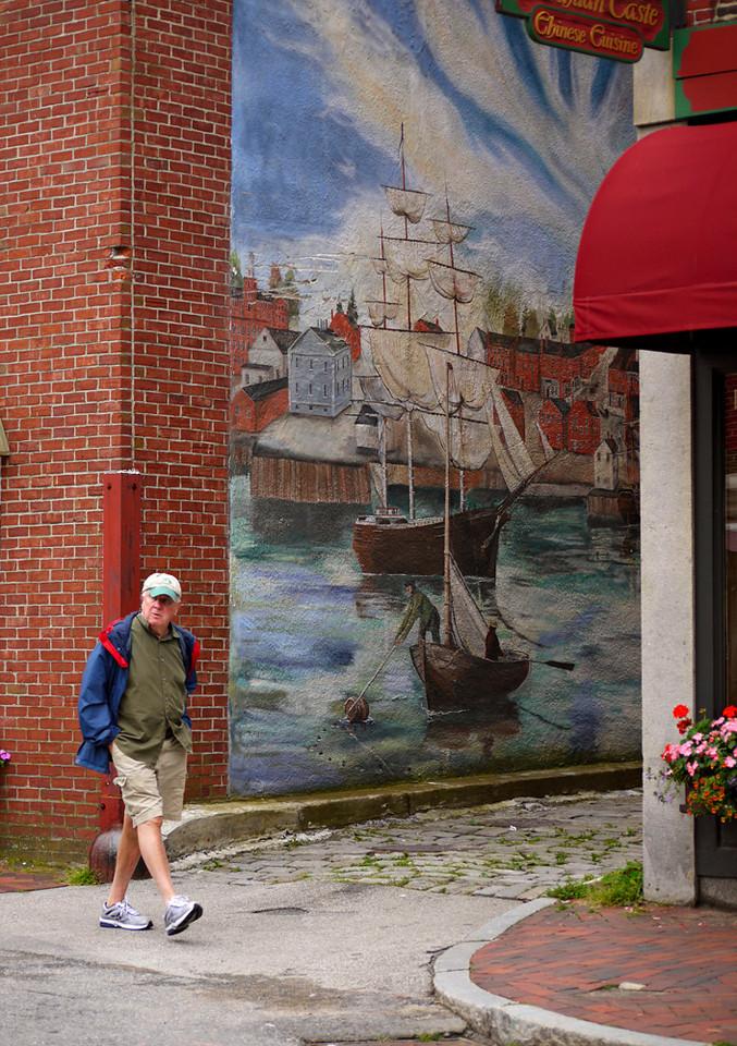 Mural, Newburyport