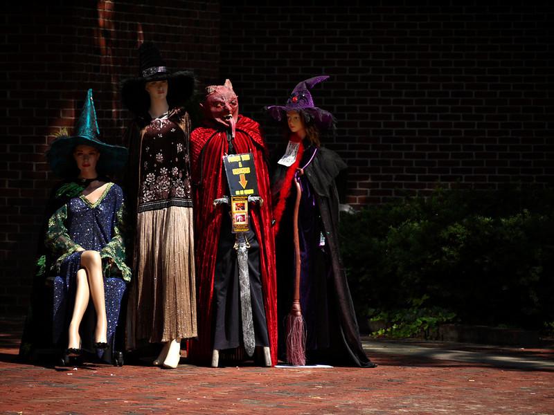 Witches, Salem