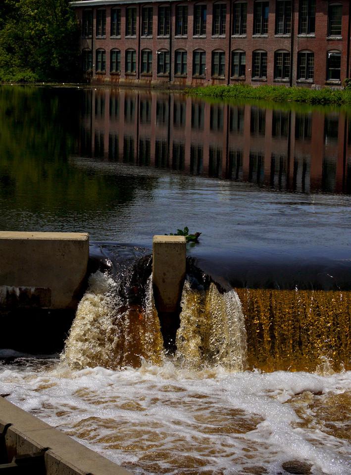 Ipswich Falls