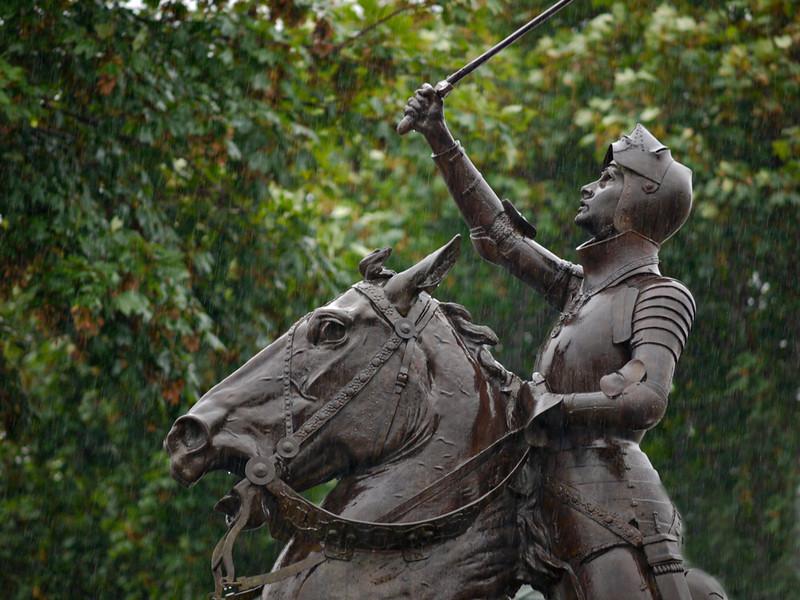Joan of Arc, Gloucester