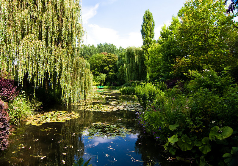 Giverny, France, Claude Monet Gardens