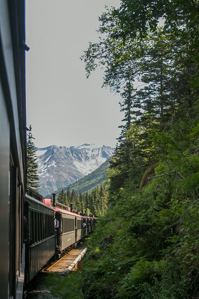 Railway in Alaska (Winnipeg Travel Photographers)