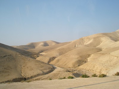 On the Way to Dead Sea