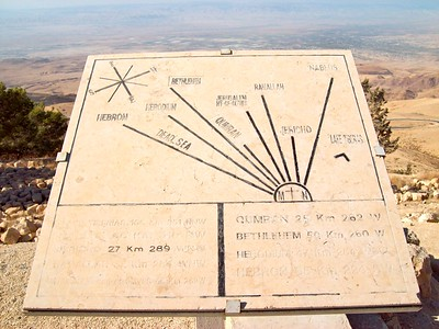 From Mount Nebo