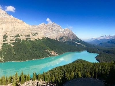 Peyto Lake (Aug 2)